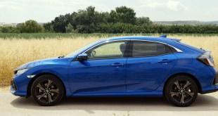 Honda Cotri ya dispone en sus instalaciones del nuevo Civic Diésel