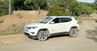 Nuevo Jeep Compass, la apuesta de Jeep en el segmento de los SUV compactos