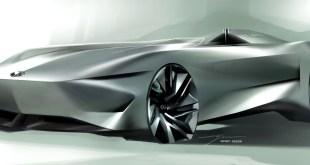 Infiniti se acerca al mundo eléctrico con el concept car Prototype 10