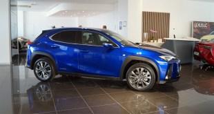Las instalaciones de Lexus Cumaca en Marbella acogen la presentación del UX 250h