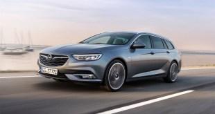 El Opel Insignia recibe un nuevo motor turbo de 200 CV de potencia