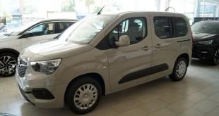 El nuevo vehículo familiar Opel Combo Life llega a Gálvez Motor