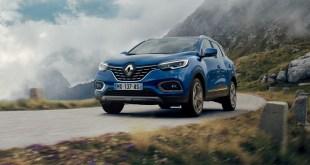 Renault presenta el Nuevo Kadjar con novedades tanto mecánicas como estéticas
