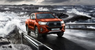 Toyota presenta la versión Legend de su pickup Hilux