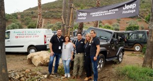 La gama Jeep, de la mano de Fimálaga, toma el protagonismo en el Campeonato Ibérico 4×4 Mijas 2018