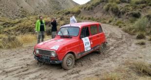 ¿Dónde puedo ver la prólogo del Guadalquivir Classic Rally en Riogordo?