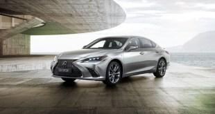 El nuevo Lexus ES 300h se sitúa entre los vehículos más seguros en su segmento