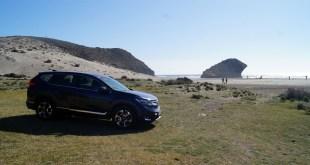Playa de los Genoveses en el Cabo de Gata (Almería)