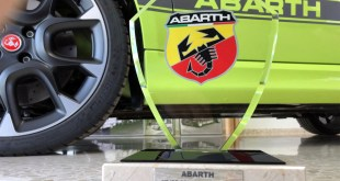 """Torino Motor reconocido como """"Mejor Concesionario Abarth 2018"""""""