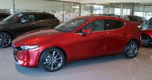 Koni Motor recibe el nuevo Mazda3 con importantes novedades mecánicas, estéticas y de seguridad