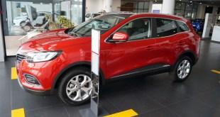 Ya se encuentra en Tahermo el nuevo Renault Kadjar con motores más potentes y eficaces