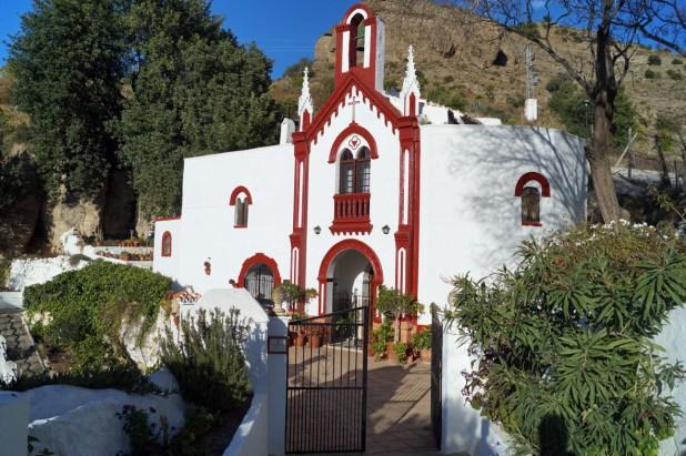 Ermita Nuestra Señora de la Fuensanta en Pizarra (Málaga)