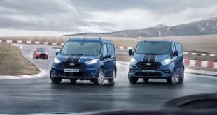 A mediados de 2019 Ford comercializará la Transit Custom Sport con 185 CV de potencia