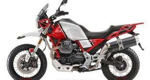 La historia de Moto Guzzi en el mundo de la competición Off-Road