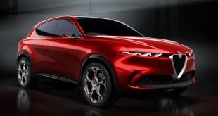 Alfa Romeo apuesta por la electrificación de sus modelos con el concept car Tonale