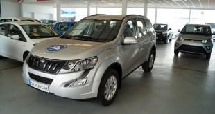 Mahindra XUV500, un SUV con 7 plazas y tracción a las cuatro ruedas