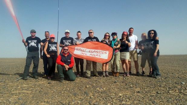 El equipo organizador ya trabaja para preparar una nueva edición del Rally Clásicos del Atlas Solidario.