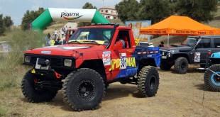 El equipo Luis Extremo, con su Nissan Patrol ya reparado, tomará la salida en la prueba extrema La Carolina 2019