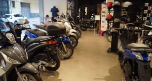 Vespa Málaga te permite disfrutar del verano con total seguridad a los mandos de tu moto