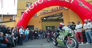 La fábrica de Moto Guzzi abrirá sus puertas al público el próximo mes de septiembre