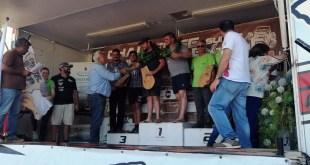 El equipo Luis Extremo consigue subir al podio en tierras portuguesas