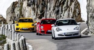 Historia del Porsche 911 GT3, un deportivo pensado y diseñado para la competición en circuito