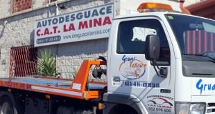 Autodesguace CAT La Mina presenta su tienda on-line para la venta de recambios nuevos y recuperados