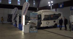 Importante presencia de Autocaravanas Hidalgo en el Salón del Motor de Ocasión de Málaga