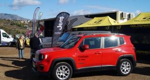 Jeep Fimálaga estará presente en el Campeonato Extremo 4×4 de Andalucía por segundo año consecutivo