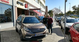 DFSK Málaga da a conocer el nuevo SUV 580 con motivo de la Semana de Puertas Abiertas