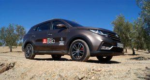 DFSK Málaga expondrá el nuevo SUV 580 en la presentación oficial de CAEX 4×4 que tendrá lugar este domingo en Pizarra