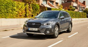 Ya está disponible en Subaru Automóviles Nieto el nuevo Outback 2020 con acabado Silver Edition