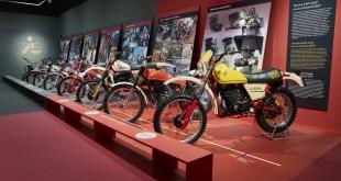 Montesa celebra su 75 Aniversario con una exposición en el Palau Robert en Barcelona