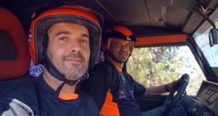 Autodesguace CAT La Mina y Grúas Texeira participan en las jornadas de entrenamiento Extreme 4×4