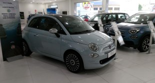 Fimálaga recibe el nuevo Fiat 500 con motorización Mild Hybrid gasolina