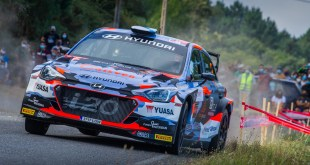 Comienza la temporada del Campeonato de Rallyes 2020 con la cita de Ourense