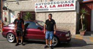 Autodeguace CAT La Mina y el equipo SALRU Competición alcanzan un acuerdo de colaboración