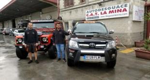 Los equipos La Mina Extreme 4×4 y Salru Off Road ultiman los preparativos para la cita de Cuenca de este fin de semana