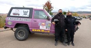 El Equipo Tatoracing consigue finalizar el Rally de Cuenca Todo Terreno