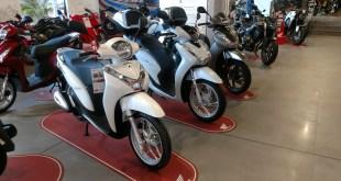 Servihonda organiza unas Jornadas de Pruebas Dinámicas con su popular scooter Honda SH125i