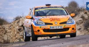 Disputado el VI Rally-Crono de Enix en Almería con una importante participación de pilotos