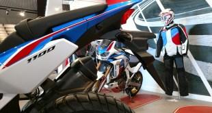 Nueva Honda África Twin CRF1100L Tricolor en Servihonda.