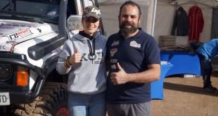 Manuel Campos y Raquel Cecilia, del equipo Team Zapatito 4×4, participarán esta temporada en el CISET 2021