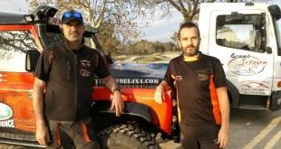 El equipo malagueño La Mina 4×4 Extreme se prepara para el Campeonato de Rallyes Todo Terreno 2021