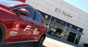 Grupo Cabmei Icars, concesionario oficial DFSK en Málaga y provincia, distribuirá en Córdoba la gama de turismos DFSK junto a la empresa multimarcas EV Motor