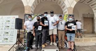 El equipo Team Salru competición consigue la segunda posición en la categoría de regularidad en la Baja Dehesa Extremadura 2021