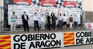 Tras imponerse en la Baja España Aragón el equipo Team Salru Competición lidera el Campeonato de España de Rallyes Todo Terreno en Regularidad