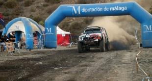 La localidad malagueña de Torrox acoge la tercera cita del Campeonato Extremo de Andalucía CAEX 4×4 2021