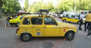 Álbum de Fotos Guadalquivir Classic Rally 2017 Verificaciones