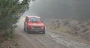 Álbum de Fotos Segunda Etapa Guadalquivir Classic Rally